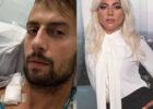 """Após levar tiro, cuidador de cães de Lady Gaga pede ajuda para """"sobreviver"""" 4"""