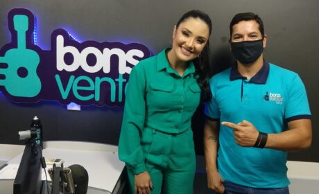 AMANDA LYS PARCEIRA BONS VENTOS FM 2